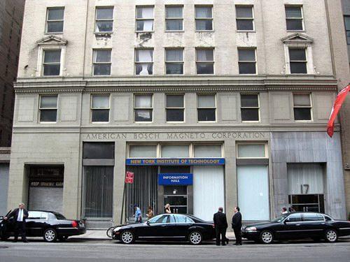 Bosch Magneto Corporation в Америке