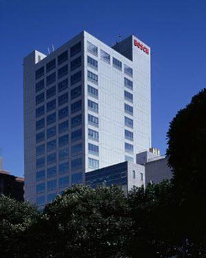 Штаб-квартира японского регионального представительства Bosch в Токио